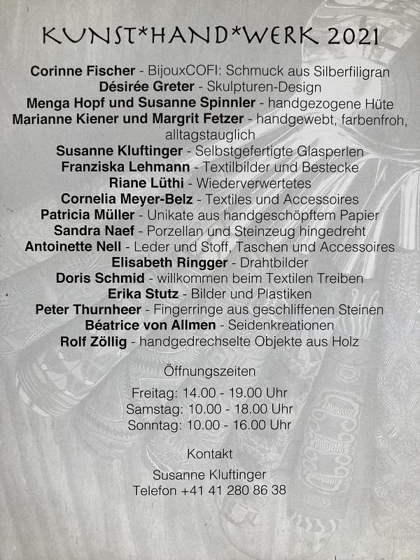 Kornschütte, Ausstellung 2021, Öffnungszeiten,
