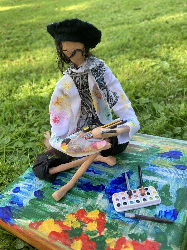 Skulptur, Geschenk, Deko, Kunsthandwerk